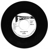 John Holt - Fancy Make Up / Fancy Version (Studio One) JA 7""